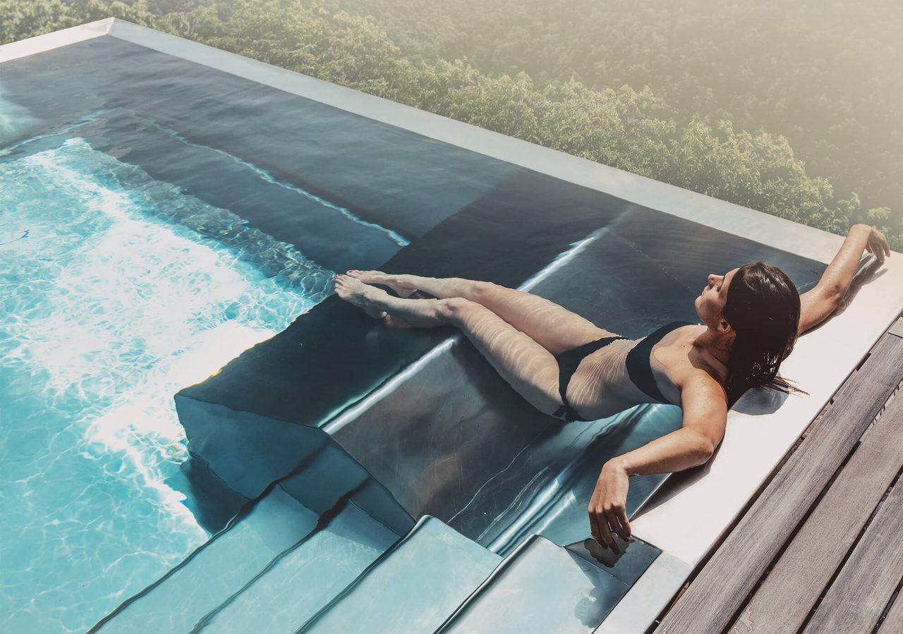 AQUADEVA piscine in acciaio inox